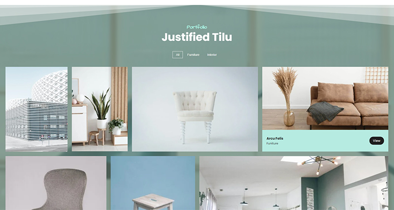 Justified Furniture