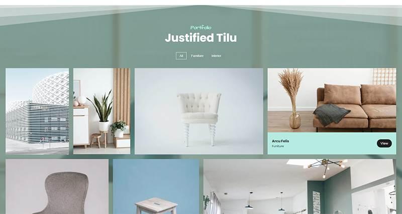 Justified Furniture