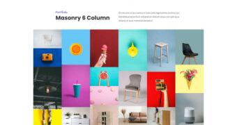 Masonry 6 Column