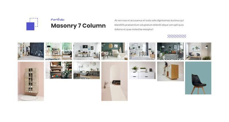 Masonry 7 Column